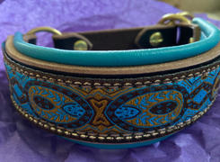 Sexy Beast Dog Collars SBDC  Blue Persian Deluxe Review