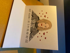 Sammy Gorin Art Moira One and Only Bébé Valentine's Day Card Review
