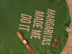 Envy Stylz Boutique Margaritas Made Me Do It Graphic Tee Review