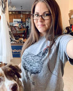 Envy Stylz Boutique Bandana Chicken Graphic Tee Review