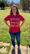 Envy Stylz Boutique Mom Life Best Life Graphic Tee Review