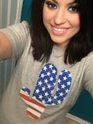 Envy Stylz Boutique American Flag Cactus Graphic Tee Review