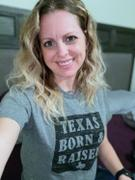 Envy Stylz Boutique Texas Born & Raised Graphic Tee Review