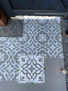 IdealStencils Salamanca Tile & Floor Stencil Review