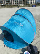 Under the Weather BeachPod Pop-up Tent Review