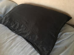 Blissy Pillowcase - Black - Queen Review