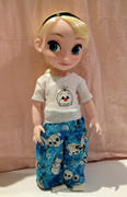 Pixie Faire Piccadilly PJs Pattern for Disney Animators' Dolls Review