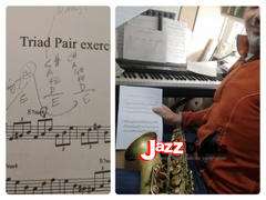 Jazzduetshop Maiden Voyage-Triad Pairs Exercises Review