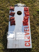 American Cornhole Association Synergy Gameday Cleveland Football Pro Review