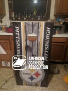 American Cornhole Association Synergy Gameday Pittsburgh Football Pro Review