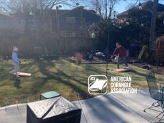 American Cornhole Association Dale American Flag Recreation Cornhole Boards Review