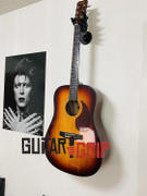 GuitarGrip Black Valkyrie Guitar Hanger - Left Hand Review