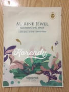 Korendy Shangpree - Marine Jewel Illuminating Mask 30ml Review