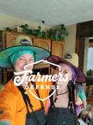 Farmers Armour Farmers Armour Straw Hat - Flamingo Review