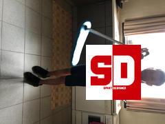 SprayDesigned Indo PRO Trampolin Step Review