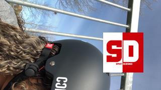 SprayDesigned CORE Street Helm Testbericht