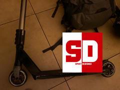 SprayDesigned Striker Lux Stunt Scooter Wheel (1-Pack) Bewertung