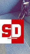 SprayDesigned Fuzion Entropy Deck - 4.75 x 19.5 - Liquid Black Review