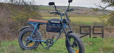 Ride + Glide Super73-S2 Electric Bike Review