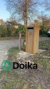 Doika Geroba Briefkasten Litru Corten Steel Review