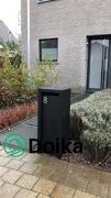 Doika Geroba Briefkasten Litru Stahl mit Zinkbeschichtung Bewertung