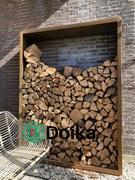 Doika Geroba Holzlager Egura Corten Stahl Bewertung