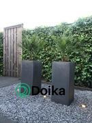 Doika Capi Europe Pot Smooth NL 36x36x79 cm - dunkelgrau Bewertung