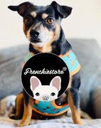 Frenchiestore Двусторонняя повязка для здоровья собак Frenchiestore | Pumpkin Spice Pupcup Обзор