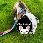 Frenchiestore Frenchiestore可調式寵物健康錶帶| 加州夢境評論