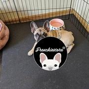حزام Frenchiestore Frenchiestore القابل للتعديل لصحة الحيوانات الأليفة | مراجعة UniPup
