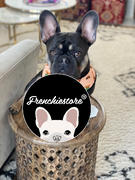 Frenchiestore Frenchiestore可逆狗保健線束| Livin'Vida Frenchie評論