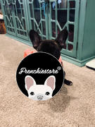 Frenchiestore Frenchiestore Pet Head Bow | White Review