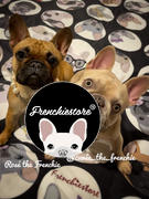 Manta Frenchiestore Frenchie | Frenchiestore | Revisión de lunares negros de Bulldogs franceses