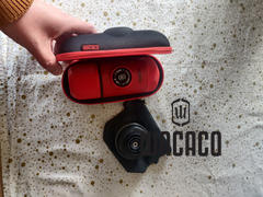 Wacaco NANOPRESSO ELEMENTS LAVA RED Review