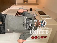 1776 United The Crossing Hoodie Review