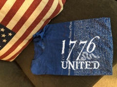 1776 United The Tee Party - Mens Monthly Subscription Review