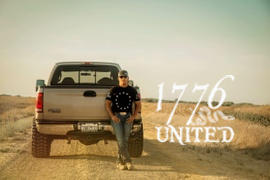 1776 United The Original Logo Tee - Black (LIMITED) Review