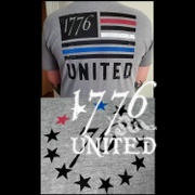 1776 United United Flag Tee Review