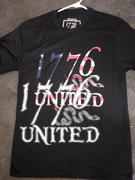 1776 United 1776 United® Logo Tee - Betsy Ross Edition (LIMITED) Review
