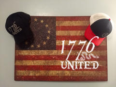 1776 United 1776 United® Logo Snapback Come and Take it Edition Review