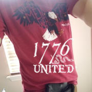 1776 United The Freedom Tee Review