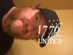 1776 United Washington HQ Flag Blacked Out Hat Review