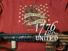 1776 United Bury Tyrants Review