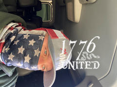 1776 United 76 UNITED Flag Mesh Hat Review
