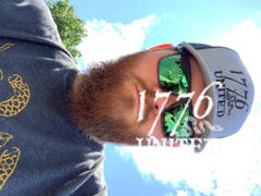 1776 United 1776 United® Logo Mesh Hat Review