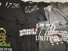 1776 United 1776 United® Logo Tee - Desert Camo Review