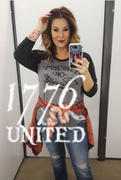 1776 United Liberty Or Death Jersey - Blacked Out Review