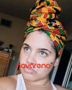 Novarena ANKARA Extra Long 72×22 Headwraps ANKARA Dashiki African Print Head Wraps/Scarfs for Women Multicolor Headwrap Tie Hat- Ethnic Tribal Review