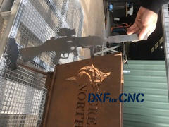 DXFforCNC.com Military and Police Guns and Weapons Review