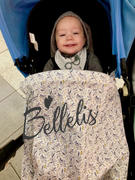 Bellelis Australia Pty Ltd 4 in 1 Blanket, Swaddle, Nursing and Pram Cover Review